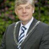 Elbert Roest--Burgemeester Laren